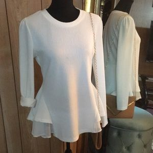 Tops - Beautiful white blouse